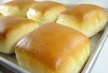 Breads/Crackers/Rolls / . / by Shelly Lafleche