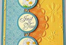 Stampin Ideas / A place to pin cards which I hope will inspire me to more creativity in my Stampin' Up! business. / by Chris Mc