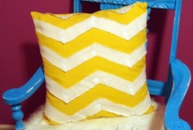 Chevrons, ahoy!  / We love the chevron pattern. Can't get enough of it. Must have it.  / by SINGER Sewing Company