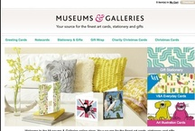 Press Coverage / Press coverage and blogs which have featured our Stationery and Cards. / by Museums & Galleries