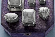 Antique Silver / Silver items / by Dona Novack
