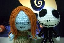 Amigurumi characters / by Anxo Cunningham