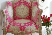 Color...Pretty in Pink / by Mona Thompson / Providence Design