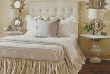 Bedrooms / by Mona Thompson / Providence Design