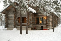 Cabins / by Mona Thompson / Providence Design