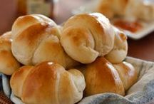 Recipes {Bread} / by Tania