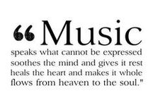 Music To My Ears / I love all kinds of music!  / by Anna Dodson