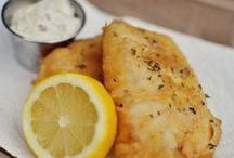Recipes {Fish} / by Tania