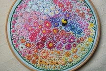 Embroidery/Needlepoint / by Jane Amaatov