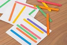 Colors & Shapes / Teaching children their colors and shapes should be fun. Use these ideas to inspired your lesson plans and then come visit me at MeetPenny.com. / by Tabitha Philen (Meet Penny)