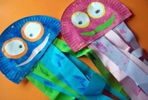 Letter J K L M / Fun, hands on activities for your preschooler or kindergartner as he learns the alphabet. / by Tabitha Philen (Meet Penny)