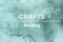 Crafts - Knitting / by Erika Gibson