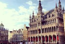 Brussels 2014 / Places to go and things to do on our trip / by Felicia Kuo