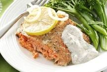 Food:  Seafood/Fish Recipes / by Deb Brenner