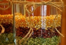 Fall and Thanksgiving / Crafts, decor, recipes and ideas for Fall and Thanksgiving / by Jennifer Henson