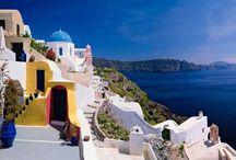 Vacation Locations / by Renee Laudicina