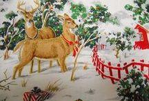 Christmas Fabrics / by Stitchknit