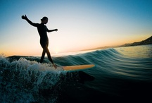 catching waves. / by Kaitlin Rease