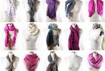scarf style / by Stitchknit