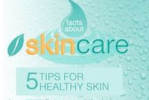 Skin Care Tips / Pins about tips and facts pertaining to keeping the skin healthy. / by Mayoral Dermatology