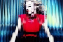 Madonna / Hey, Mr DJ put a record on I wanna dance with my baby / by Katia Querin