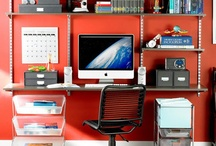 Home Office / by TripleThreatMom