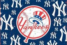 New York Yankees / NY YANKEES ~ TODAY AND YESTERYEAR'S.  / by Joseph Gallant
