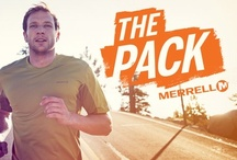 #MerrellPack - Let's Get Outside / The Pack lives by one rule: get together and get outside. We are a wildly active group of outdoor athletes, seeking adventure, excitement and togetherness. If you live to get outside, you've always been a part of The Pack.  www.merrell.com/thepack  / by Merrell Outside