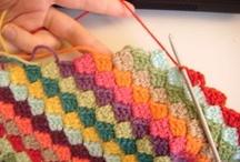 Puntos crochet / by Juana Maria Delcan Marquez