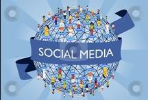 Social Media Marketing / by Piers Mathieson
