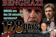 BENGHAZI PETITION BOARD - IMPEACH OBAMA NOW! / WE THE PEOPLE DEMAND IMPEACHMENT and IMPRISONMENT!  / by Joseph Gallant