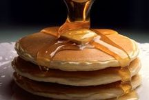 Pancakes, Waffles, Crepes and French Toast / by Judy Harrison-Gordon