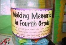 4th Grade :) / by Laura Fragassi
