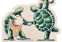 Turtles <3 / by Tara Randall