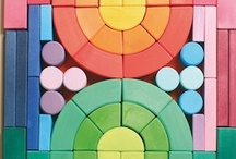 Building Blocks  / by Acorn Toy Shop
