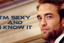 Mr. Beautiful Pattinson / by Seila Cervantes
