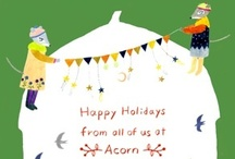 Holidays / by Acorn Toy Shop