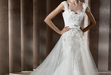 Wedding Dress / Chic & Elegant / by May Smith