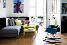 Corner Sofa / by Lenka Kolarova
