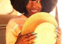 My Natural Hair Journey / Natural Hair, Curly girls, Kinks, Coils, Fros / by Brandi McKinnor