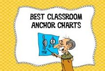 Anchor Charts / by Tabatha Rojas