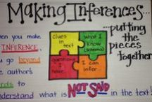 Creative Ideas for Teaching Inferencing / by Tabatha Rojas
