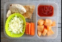 I'm packing! (School lunches!) / Packing healthy school lunches for my kids! / by Janet Pritchett