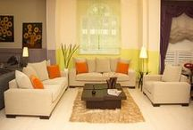 Nice Living Room  / by Lefranc ルフラン