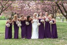 weddings | purple / by Ever So Lovely® Inc.
