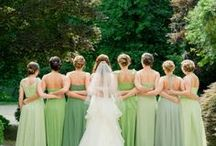 weddings | green / by Ever So Lovely® Inc.