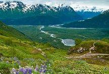 Alaska / by Kristina Herold