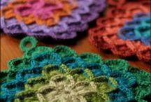 Yarn art / by Plaidpoppy