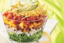 Recipes:  Salads...... / by Debbie Puksar