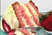 Recipes:  Cakes...... / by Debbie Puksar